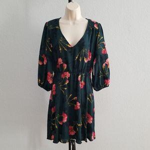 Collective Concepts Delila Stitchfiz floral dress
